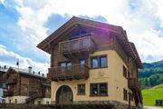 appartamenti livigno : Wooden House