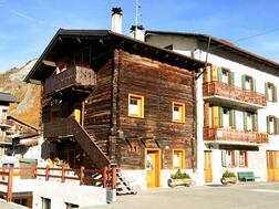 livigno apartments : Casa Zini