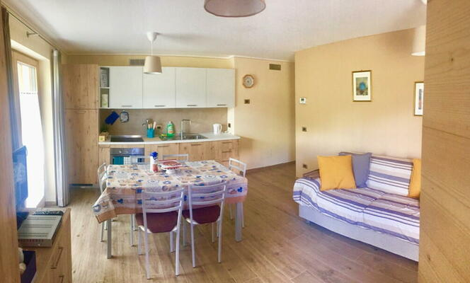 Chalet Clida: Appartamento 1
