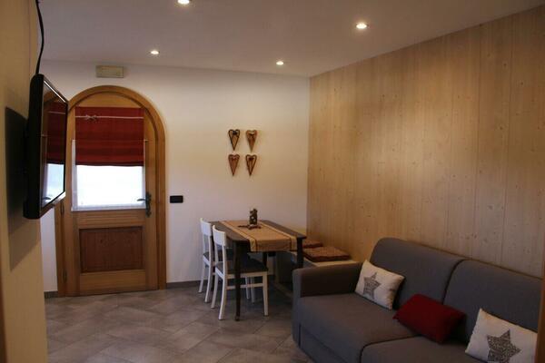 Appartamento Stella Alpina: Appartamento 1
