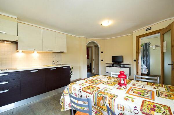 Chalet Zepol: Appartamento Zepol