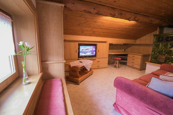 Mansarda Alpina: Appartamento 1