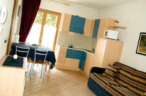 Appartamento Genziana: Appartamento Genziana