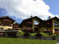 livigno apartments : Chalet Garden