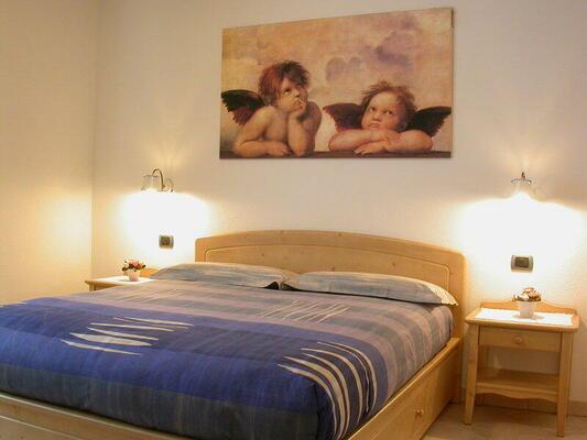 Chalet Resin: Appartament 1