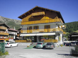 livigno apartments : Olimpia House