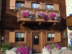livigno apartments : Chalet Claudia