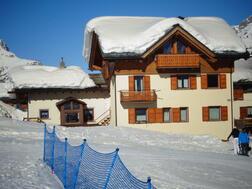 appartamenti livigno : Casa Gurini Bormetti